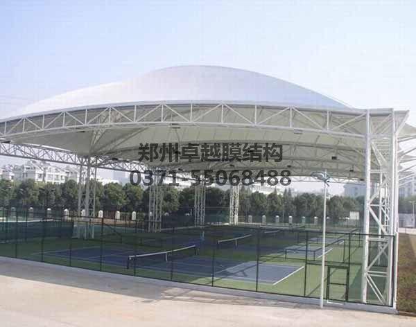 网球/羽毛球馆顶棚摩臣5实例一
