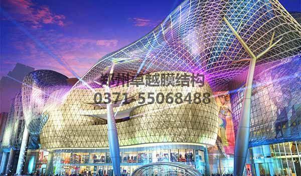 摩臣5商业建筑设计效果图