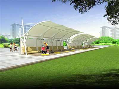 高尔夫发球台摩臣5罩棚/雨棚/遮阳棚