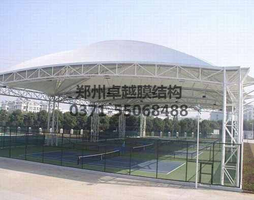 鼎点娱乐之网球场罩棚