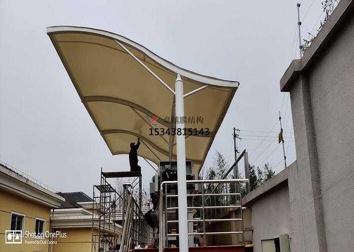 浙江杭州安吉县钱江水利设备罩棚