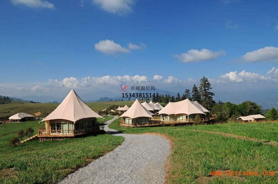 摩臣5帐篷酒店